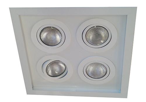 Fabricante de Luminária para Forro de Gesso em SP - 1